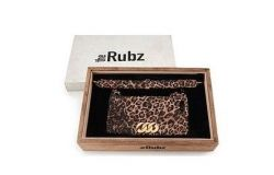 iPhone Cover | Leopard & Gold
