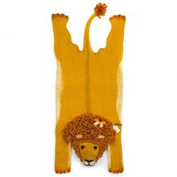 Rug Leopold the Lion
