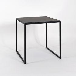 Table d'Appoint Less 22/2 | Noir HPL