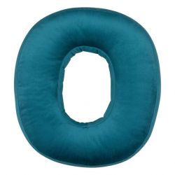 Cushion Number Velvet Emerald | 0