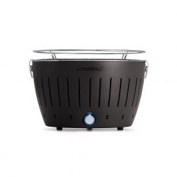 LotusGrill Portable BBQ & Grill | Anthracite