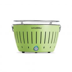 LotusGrill Portable BBQ & Grill | Green