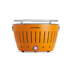 LotusGrill Portable BBQ & Grill | Orange
