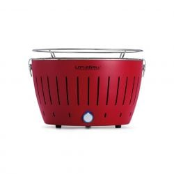 LotusGrill Portable BBQ & Grill | Red