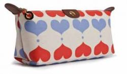 Compact Cos Bag Lovehearts