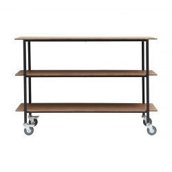 Trolley Vene | Light Wood