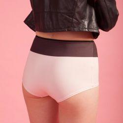 Pink Noir Undies | Klassisch