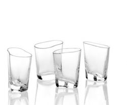 Set of 4 Happycell Liquor Glasses