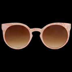 Sunglasses Lady in Satin | Pink