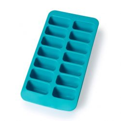 Ice Cube Tray for 14 Rectangular Ice Cubes | Blue