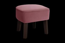 Hocker Ottoman Organza | Pink