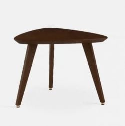 Triangle Coffee Table Fox Small | Dark Brown