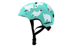 Mini Hornit Helm mit LED |  Llama