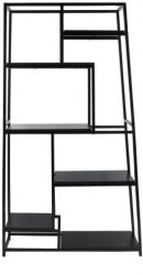 Fushion Book Shelf 178 cm | Black