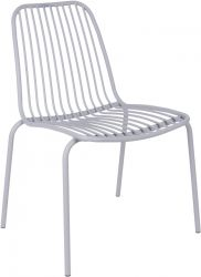 Garden Chair Lineate | Grey