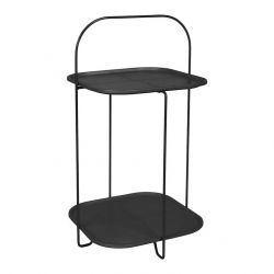 Side Table 'Trays' | Black