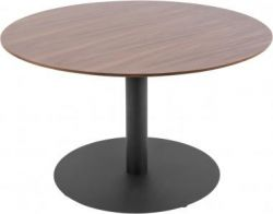 Table Basse Dot | Placage de noyer