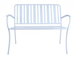Outdoor Bench Lines | Sky Blue