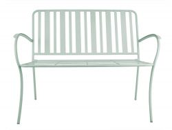 Outdoor Bench Lines | Jade Green