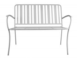 Outdoor Bench Lines | Dark Grey