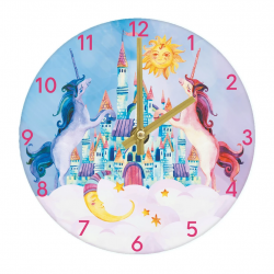 Kids Wall & Table Clock Fairy Tales