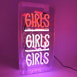 Neon Licht | Girls Girls Girls