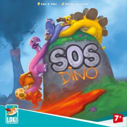 Brettspiel | SOS Dino