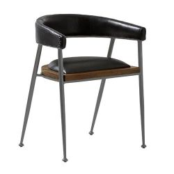London Chair | Schwarz