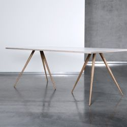 Table Loose | Blanc