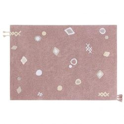 Washable Rug | Noah | Pink