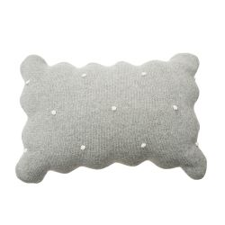Cushion | Biscuit | Grey