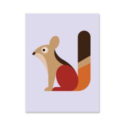 Plakat | Eichhörnchen