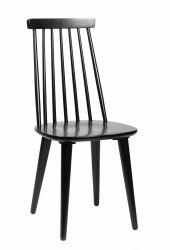 Stuhl Lotta | Schwarz