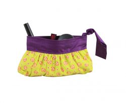 Lou Pouch | Anis/Amethyst