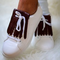 Shoe Fringes | Chateau Bordeaux