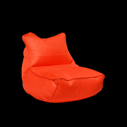 Pouf Lounge 90 x 60 cm | Orange