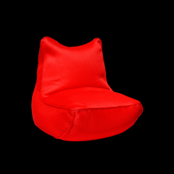 Beanbag Lounge 90 x 60 cm | Red