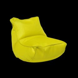 Pouf Lounge 90 x 60 cm | Vert