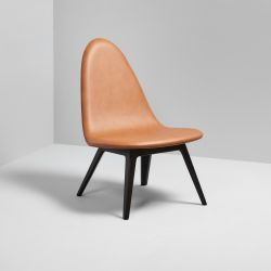 Lounge Chair Birch | Brown