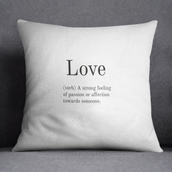 Cushion | Love