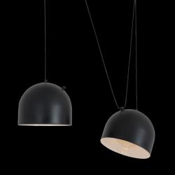 Deckenleuchte POPO L2 | Schwarz