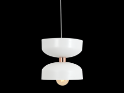 Pendant Lamp Woman Large | White