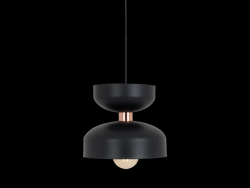 Pendant Lamp Woman Medium | Black