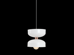 Pendant Lamp Woman Small | White