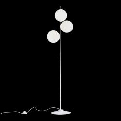Stehleuchte BOBLER | Weiß