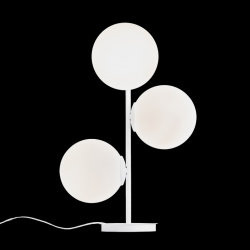 Tischleuchte BOBLER | Weiß