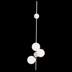 Wall Lamp BOBLER 2 Connections | White