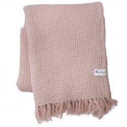 Towel Waffly 70 x 120 cm | Nude