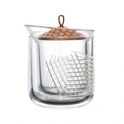 Small Teapot Set   Copper