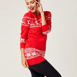 Christmas Sweater | Red